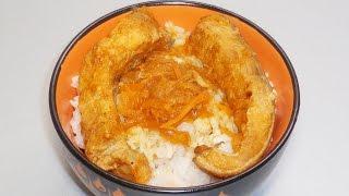 Красная рыба, тушёная под маринадом на сковороде