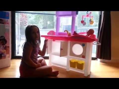 Step 2 Love Care Nursery Review