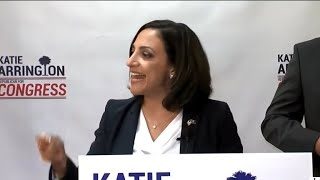 U.S. House candidate Katie Arrington injured in crash