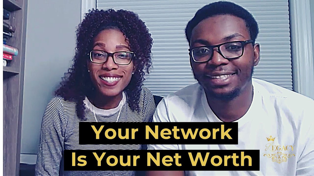YOUR NETWORK IS YOUR NET WORTH - The Legacy Podcast #31