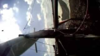 Catamaran Capsize