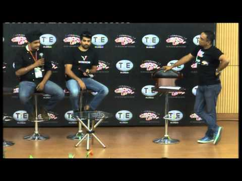 TiE Mumbai SmashUp 2014 | Startup Tales: Starting up off the beaten track