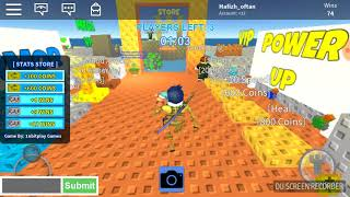 Play that I had the VIP skywars. roblox indonesia