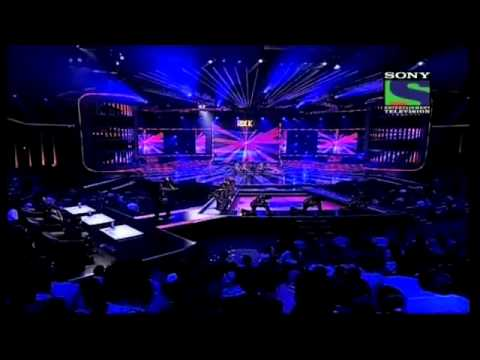 Anushka Manchanda & Piyush Kapoor's Rock concert- X Factor India - Episode 32 - 2nd Sep 2011