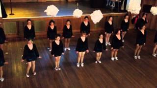 The Dixie Dinahs - Royal Garden Blues Xmas version