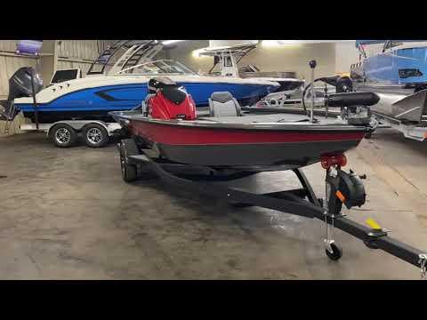 2020 Avid 19 XB Aluminum Bass Boat