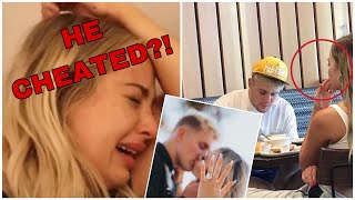 Jake Paul CHEATED on Tana Mongeau?!