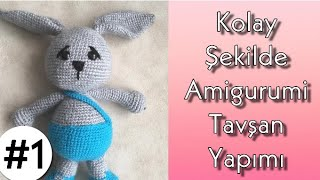 Amigurumi Lâl Bebek 3 (Gövde) Amigurumi Lâl Baby 3 ( Body) - YouTube | 180x320
