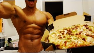 """FULL DAY OF EATING #2"" Intermittent Fasting / Clean Bulk / Carb Backloading (Big Brandon Carter)"