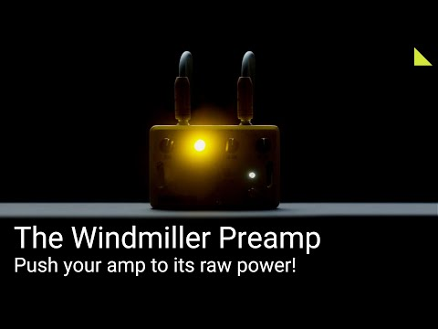 NAMM 2021 - Aclam presents The Windmiller Preamp I Aclam Guitars