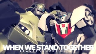 Transformers Prime~When We Stand Together {Nickelback}