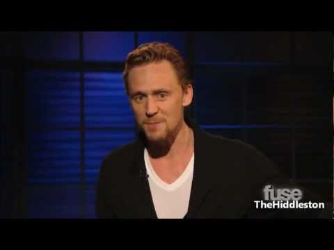 Cute and funny moments with Tom Hiddleston (Part 1)