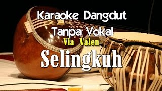 Video Karaoke Via Valen   Selingkuh download MP3, 3GP, MP4, WEBM, AVI, FLV Desember 2017