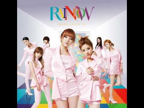 Rainbow 레인보우 ガナガナGO! (Gonna Gonna Go!) japanese single [MP3 download]