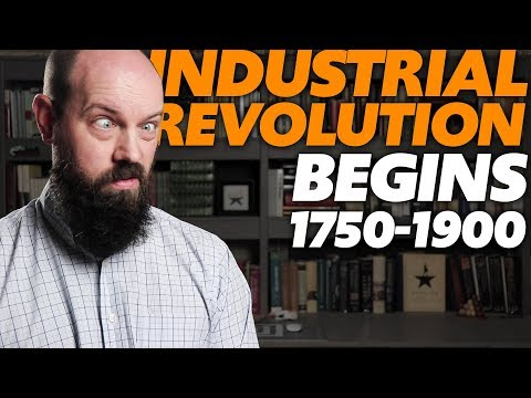 The INDUSTRIAL REVOLUTION Begins [AP World History] Unit 5 Topic 3