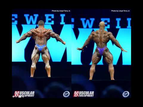 Why Roelly Winklaar Doesn't Place Higher (1v1 Comparisons with Phil Heath)