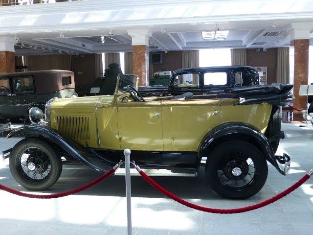 Центр Здоровой Речи на выставке ретро автомобилей