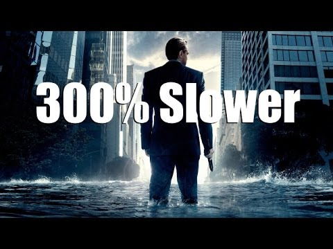 Inception OST - Time 300% Slower