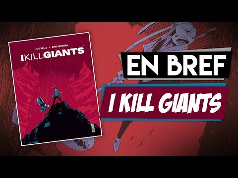 Côté Comics - En Bref #7 - La CHASSEUSE DE GÉANTS !!