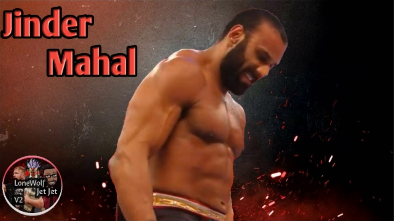 Jinder Mahal 7th Theme Song 2020 Sher Lion Youtube