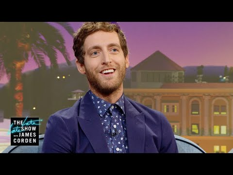 Potato Chips & Virginity  Things That Excite Thomas Middleditch