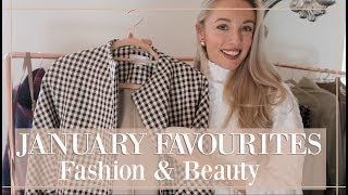 JANUARY FASHION & BEAUTY FAVOURITES  // What I've Loved This Month   // Fashion Mumblr
