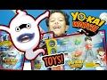 YO KAI Watch Toys Real Life WHISPER Nate, Pandanoko, Robonyan, Wiglin Figures