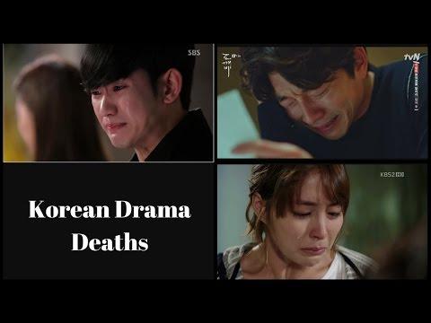 Korean Drama Deaths SAD Part 1