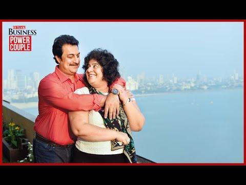 Outlook Business - Power Couple - Devina Mehra & Shankar Sharma