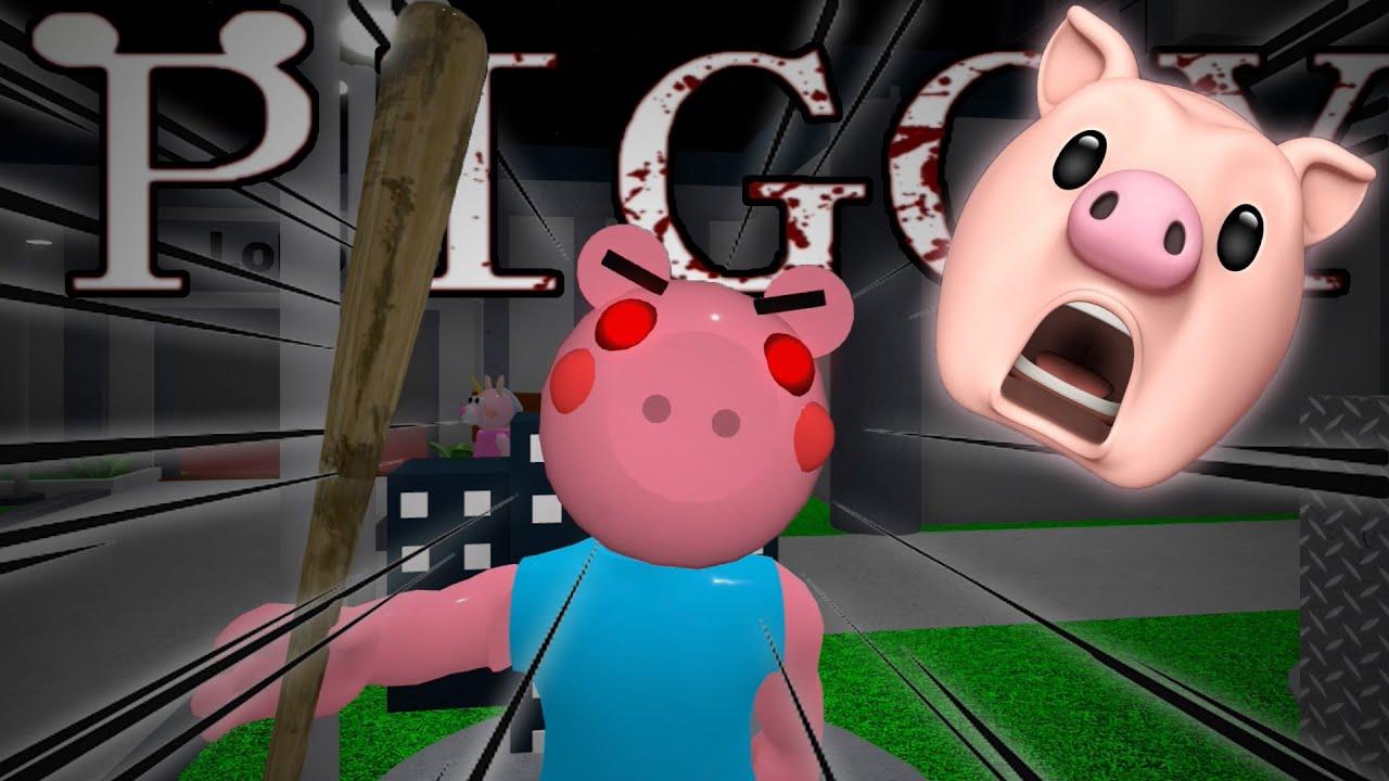 Roblox Piggy Zoo Roblox Piggy Custom Character Map Youtube