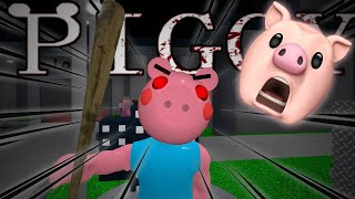 ROBLOX PIGGY ZOO.. | Roblox Piggy (Custom Character Map)