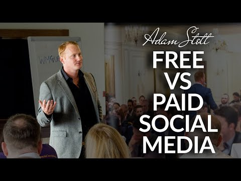Organic vs. Paid Social Media Strategies