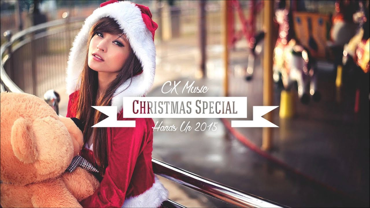 Weihnachtslieder Remix.Christmas Hands Up Special Mix 2016 Party Remix
