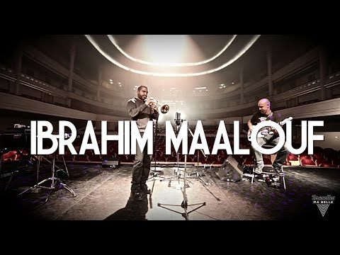 "Ibrahim Maalouf -  Lily Will Soon Be A Woman - Live Session by ""Bruxelles Ma Belle"" 1/1"