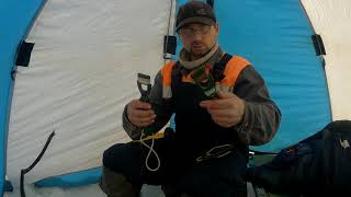 Рыбалка на налима в 33 Мужики поздравляю с 23 февраля