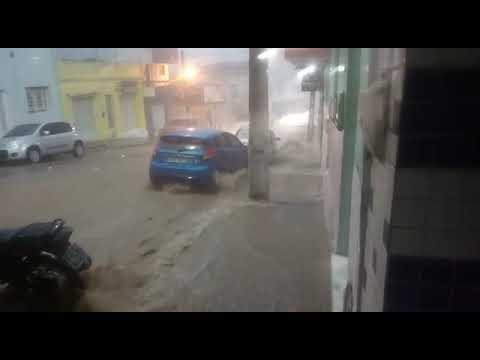Chuvas em Palmeira dos Índios