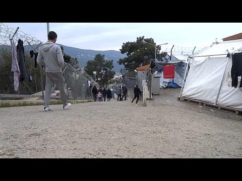 Habitantes de Samos têm sentimentos mistos pelos refugiados