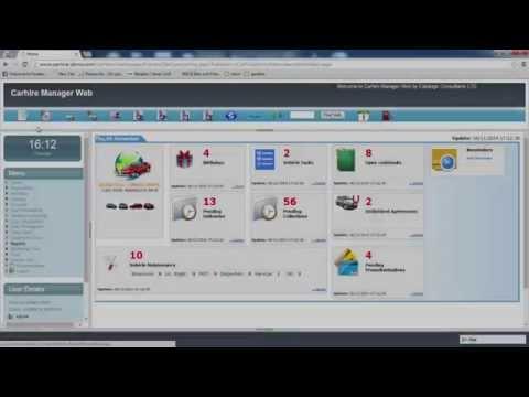 Car Hire Manager Web - Car Rental Software - Quick Reservation