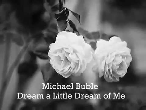 Michael Buble - Dream A Little Dream Of Me  (Cover By Grigor)