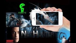 Como instalar Nethunter Kali Linux en cualquier celular Android no root (Bien explicado) |{Android}