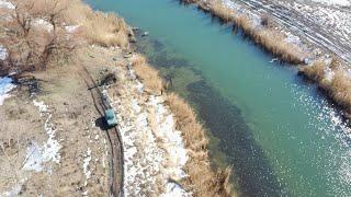 Открыли сезон весенней рыбалки Тарань карась на удочку и фидер