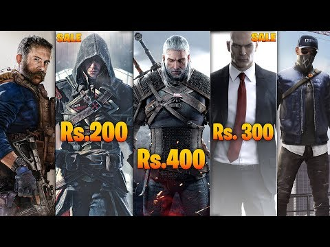 Download Games At Very Cheap Price | Gaming Sale | Black Friday Gaming Sale