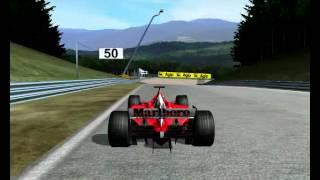 briefly 2002 A1 Ring Knittelfeld Austrian Mod Formula 1 Season full Race uma tentativa de fazer um olhar F1 Challenge 99 02 game year F1C Grand Prix 2 GP 4 3 World Championship 2012 2013 2014 20157 26 14 55 41 00 8 NEW