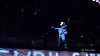 http://www.u2gigs.com - U2 perform The Fly live during their Experi...