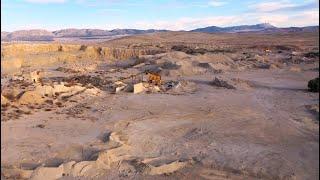 Cantera abandonada /Abandoned quarry
