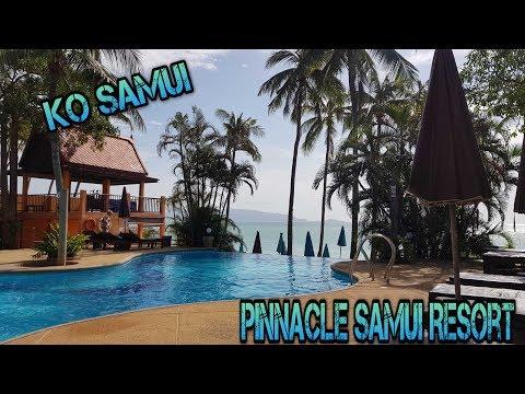 Thailand ✪ Ko Samui ✪ Pinnacle Samui Resort