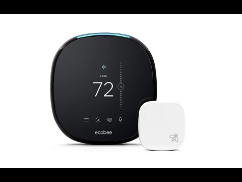 Ecobee Thermostats Reviews of 2019 - Best Ecobee Thermostats