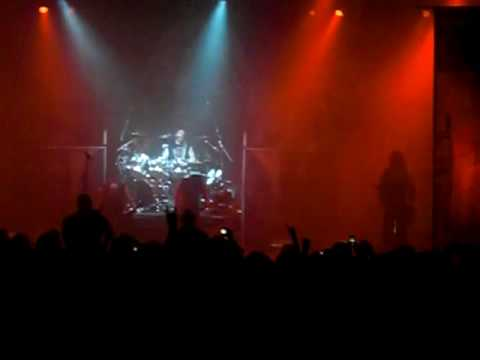 Kreator - Riot Of Violence LIVE in New York City 4-8-09