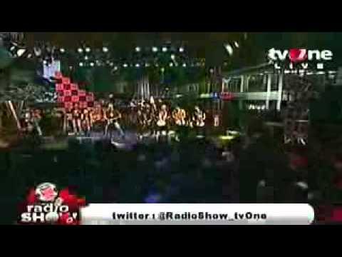 MARJINAL   Negri Ngeri  Live RadioShowtvOne