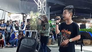 Duet Yg Menggegarkan Uptown Shah Alam... Memori Berkasih Adik Putera Ft Adik Nurul Iman
